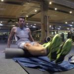 Styrketræning - Udstrækning og smidighed