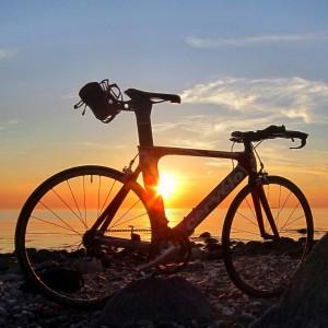 Landevejscykling - giver ro i sjælen