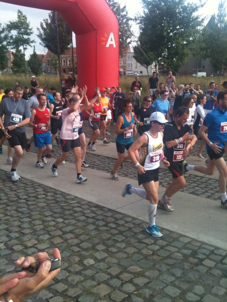 Løb - motiveret af et stævne