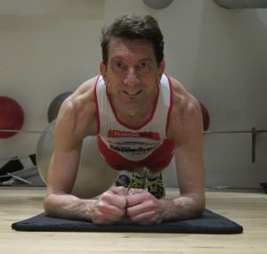 Styrketræning - kropsstammen