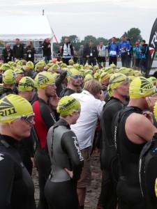 triatlon - gruppestart