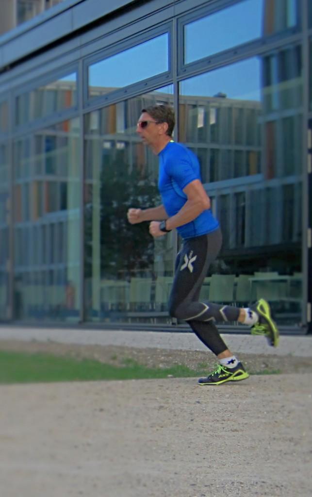 lære at løbe forfodsløb